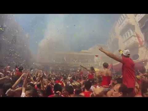 Marċ ta' Filgħodu, San Ġorġ Rabat, Għawdex 2016 - Show tal-karti