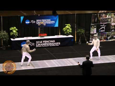 NCAA Fencing  - Men&39;s Sabre Semifinal: Stearns OSU v Staller HARV