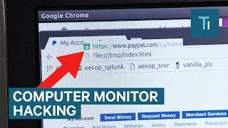 Hackers Can Compromise Your Computer Monitor
