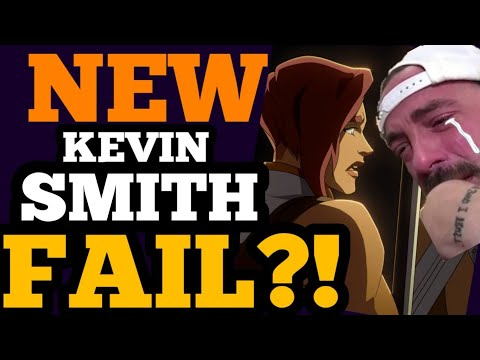 Kevin Smith's NEW FAIL?! He-Man's FLOP keeps GETS BIGGER?!