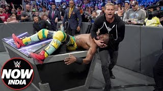 Dolph Ziggler's VICIOUS return: WWE Now India
