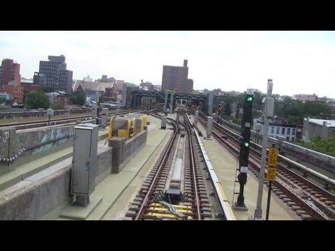 ᴴᴰ R9 RFW Footage - Jay Street-9th Avenue via Culver and West End EXPRESS (2013 Fan Trip)