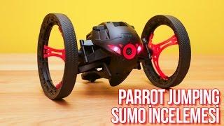 İlginç ürünler- Parrot Jumping Sumo İncelemesi