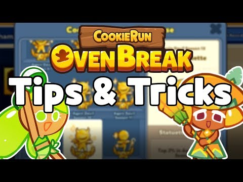 [F2P] Cookie Run: OvenBreak // Tips & Tricks For Becoming A Better Player