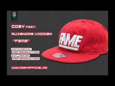 Cosy feat. Ruxandra Vidican - Fame