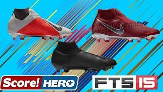 Fts 15 Pack De Botas Para Fts 15 18 Y Score Hero V2 By