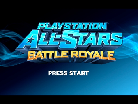 Now Playing | PlayStation All-Stars Battle Royale