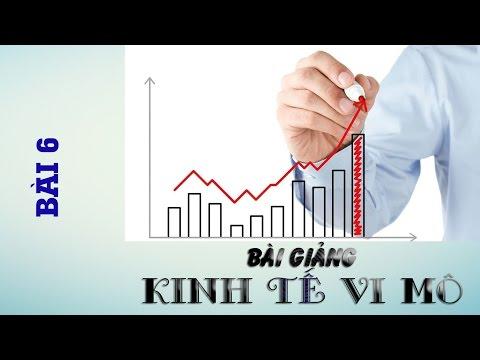 Kinh tế vi mô - Lý thuyết sản xuất và chi phí