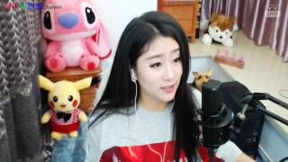 Cute chinese girl sing - beautiful chinese girl sing beautiful song - goddess mayfair - good sing 3