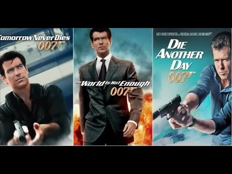 James Bond Action Music Compilation Part 1 (1997-2002)