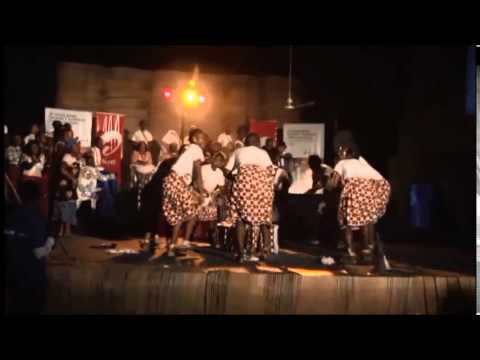 Ijaw Dance @ Benson Idahosa University 9th Cultural Carnival
