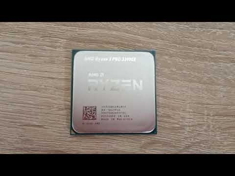 Процесор AMD Ryzen 3 PRO 3200GE 3.3GHz/4MB (YD320BC6M4MFH) sAM4 OEM