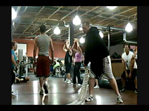 Shawn Bell's Vision Quest Sport an Fitness Boot Camp 5-24 - YouTube