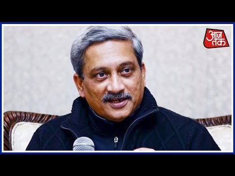 Defense Minister Manohar Parrikar Says Sangh's Strength Played A Big Role In Surgical Strikes