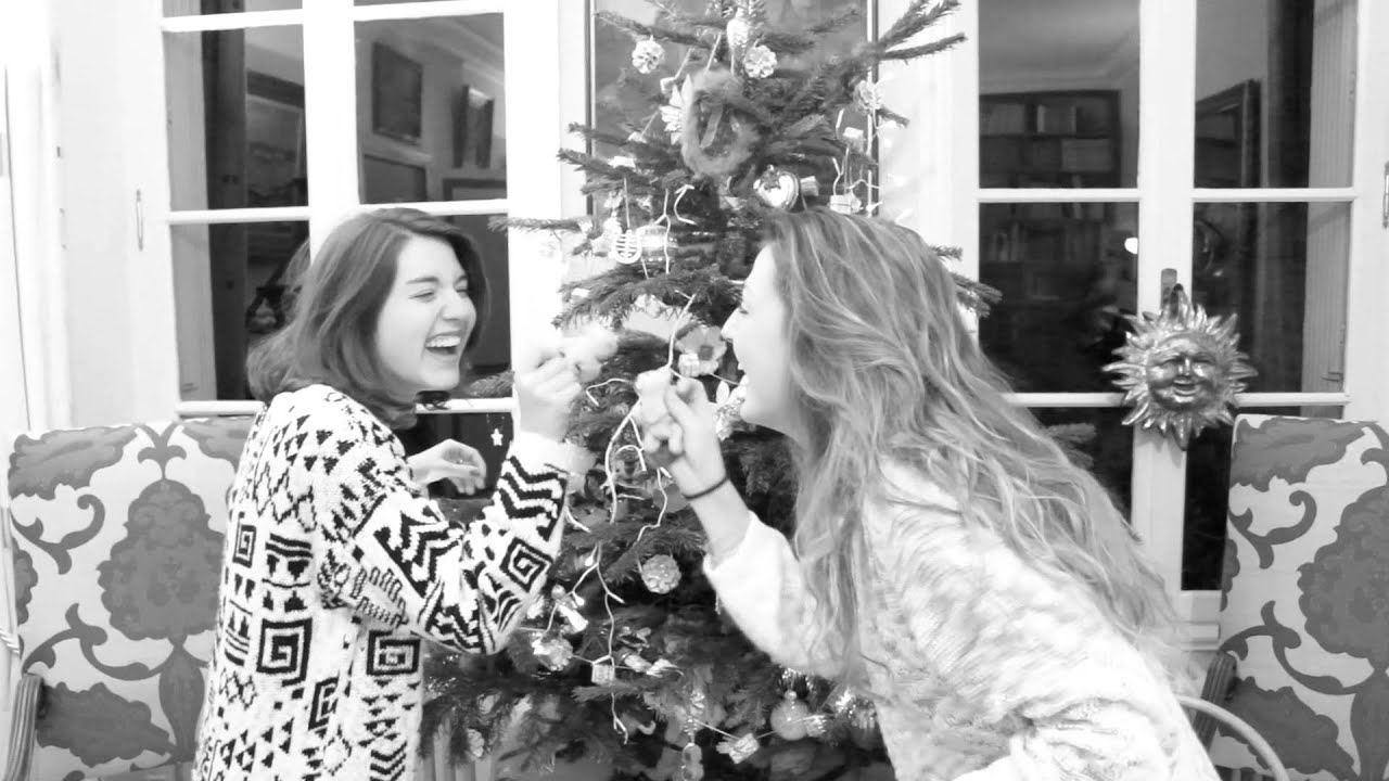 All i want for christmas cover- Les Soeurs Costes -