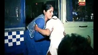 Auto driver thrashed woman out of auto, wants more fare