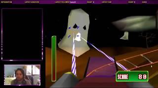 [Extrait Twitch] FF VII - Obtention du Parapluie au Speed Square (Gold Saucer)