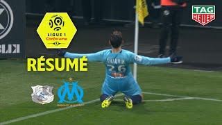 Amiens SC - Olympique de Marseille ( 1-3 ) - Résumé - (ASC - OM) / 2018-19