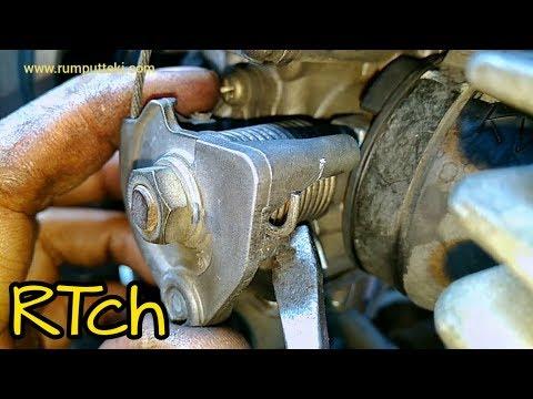 Trik Bikin Enteng Gas Motor