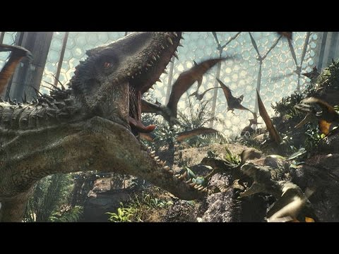 Jurassic World Delivers a Godzilla-Sized Monster Fight - Director Interview
