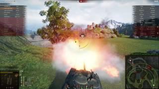 Виживання на т44 з скачущим фпс 4 рази уникнув гинув