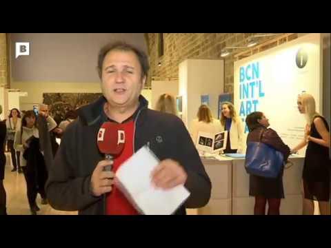 BIAF 2016     Barcelona International Art Fair 2016     Barcelona TV