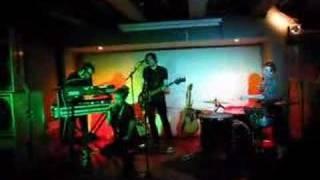 Lykke Li-Everybody But Me - Admiral Bar Glasgow