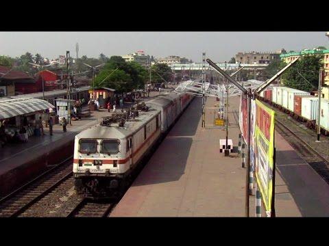 Indian Railways : New Train : Full LHB Shabd Bhedi Ghazipur City - Kolkata Weekly Express thumbnail