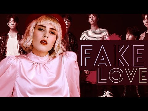 BTS - FAKE LOVE (Russian Cover || На русском)
