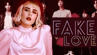 Download BTS - FAKE LOVE (Russian Cover || На русском) Mp3 and Videos
