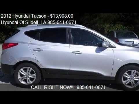 2012 hyundai tucson for sale in slidell la 70461 at the hyu youtube. Black Bedroom Furniture Sets. Home Design Ideas
