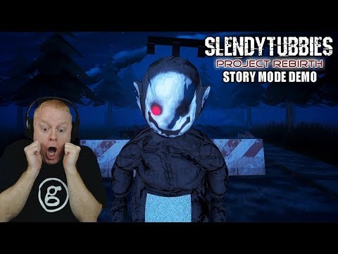 ARE YOU READY TO SAVE THE WORLD? | SLENDYTUBBIES PROJECT REBIRTH STORY MODE CHAPTER 1 - A NEW START
