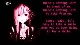 Nightcore - Little Game (Lyrics!)