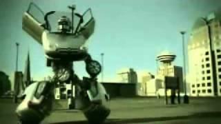 "Anuncio Spot Citroen C4  ""Robot Transformer"" (2007)"