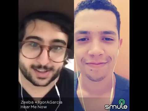 Baixar Hear Me Now -  Alok feat Zeeba - SMULE