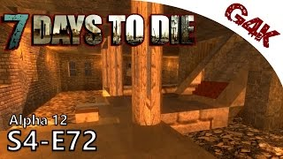 Fancy Granite | 7 Days To Die Let's Play Alpha 12 | S04-E72