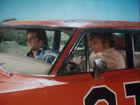 General Lee Car >> The Dukes of Hazzard:General Lee high jump from season 6 ...