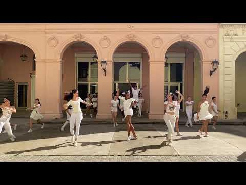Jerusalema Challenge by Lizt Alfonso Dance Cuba
