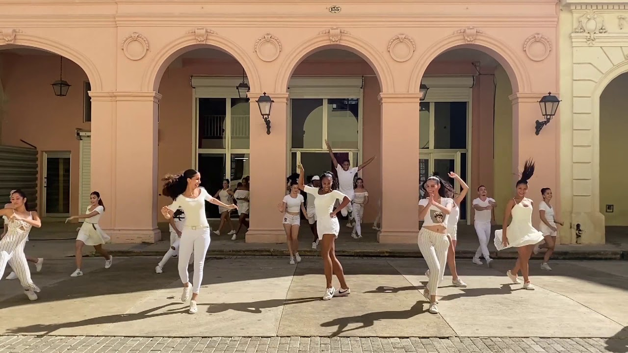 "Ballet Lizt Alfonso protagoniza reto ""Jerusalema Challenge"" desde La Habana"