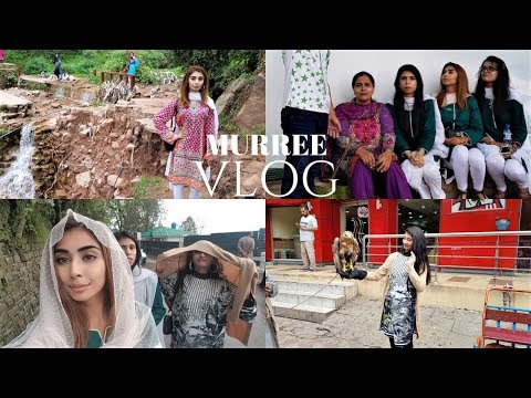 Spend A Week In Murree With Me   Pakistan Vlog   All Things Anisa