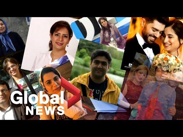Iran plane crash: who were the victims?
