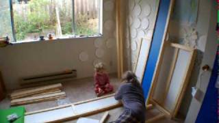 Building Ewan's Loft Bed - Moonglow
