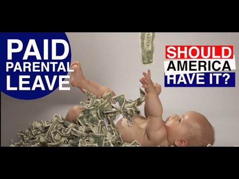 America : The new #1 for paid parental leave?
