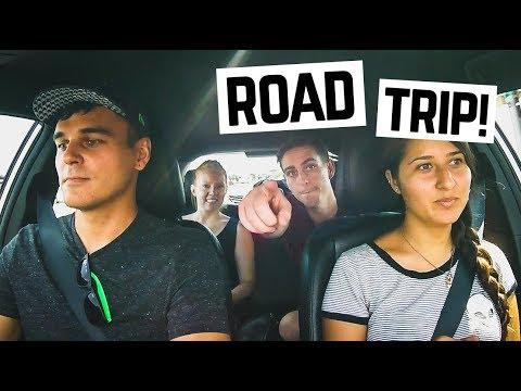 Let the THAILAND ROAD TRIP BEGIN! (Bangkok 🚗 Sukothai)
