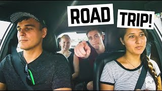 Let the THAILAND ROAD TRIP BEGIN! (Bangkok 🚗 Sukothai)