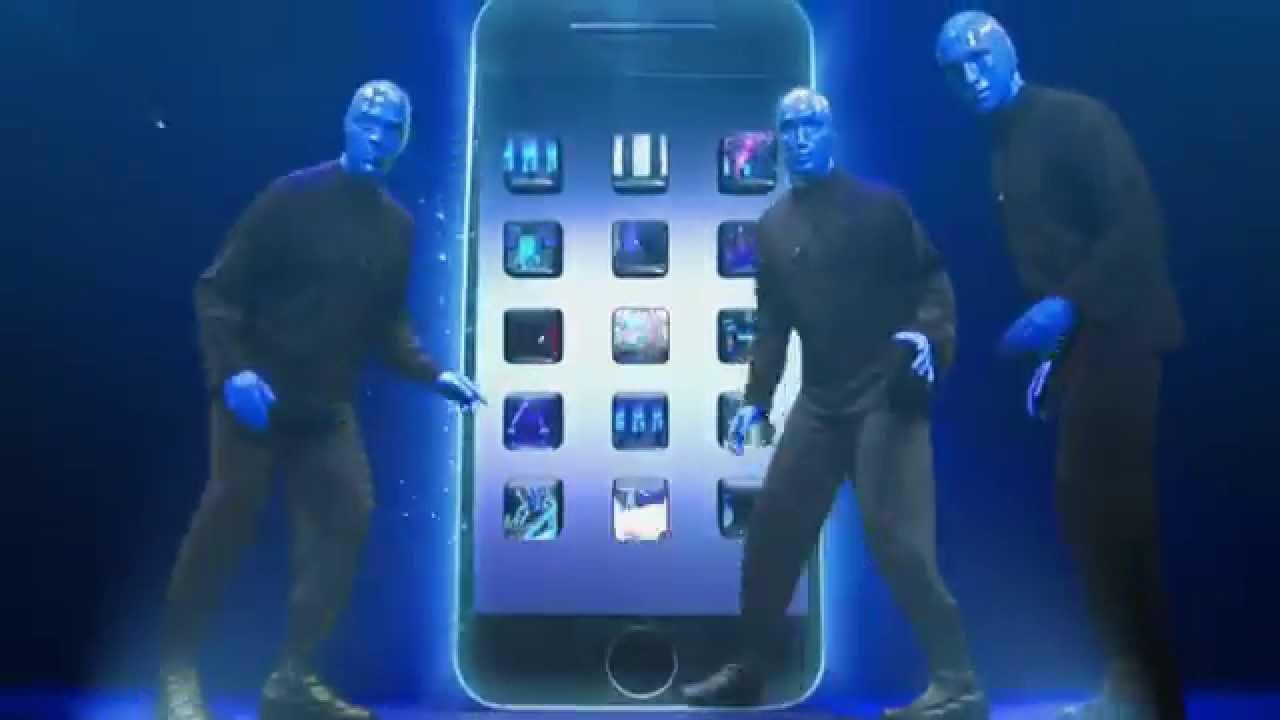 Blue Man Group Ct 38
