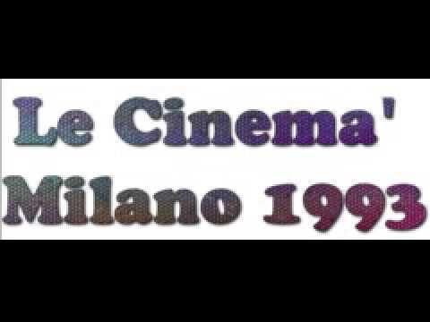 Le Cinema' Milano 1993