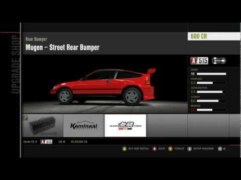 Honda CRX rear wheel drive with SSC Ultimate Aero engine conversion  Forza 4