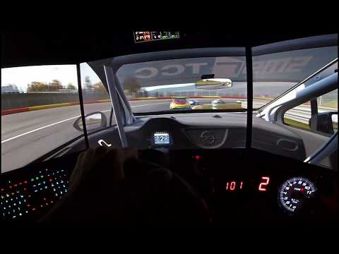 Project Cars 2 - Course Astra TCR - Spa