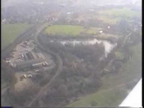 Nottingham From The Air